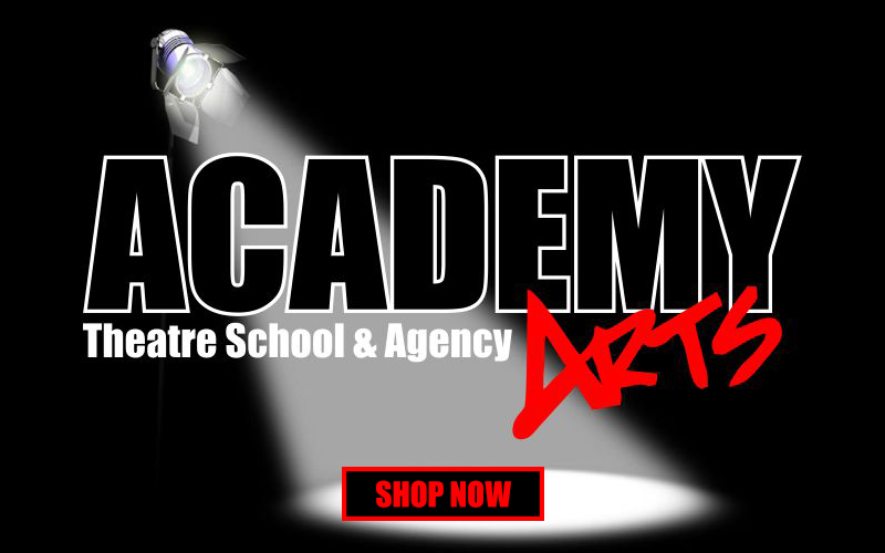 Academy Arts Theatre School banner